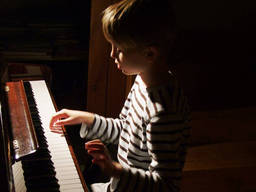 Piano will teach your child discipline and precision