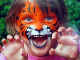 Your child will love being transformed into their favourite animal!