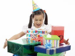 Birthday Parties and Party Activities for Kids