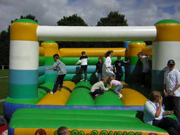 Let your kids bounce the day away!