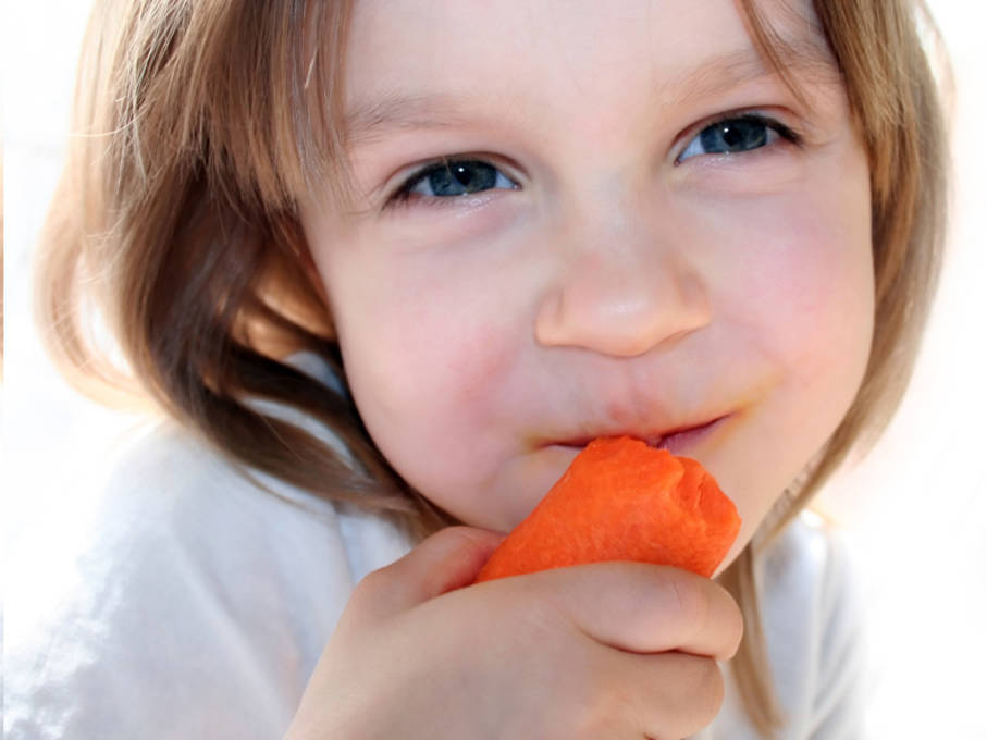 Are your kids eating their Vegies?