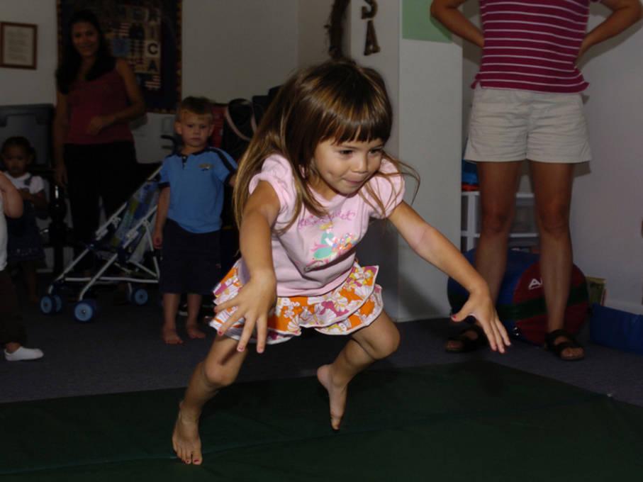 Kids Activities Pre Season Fitness Program