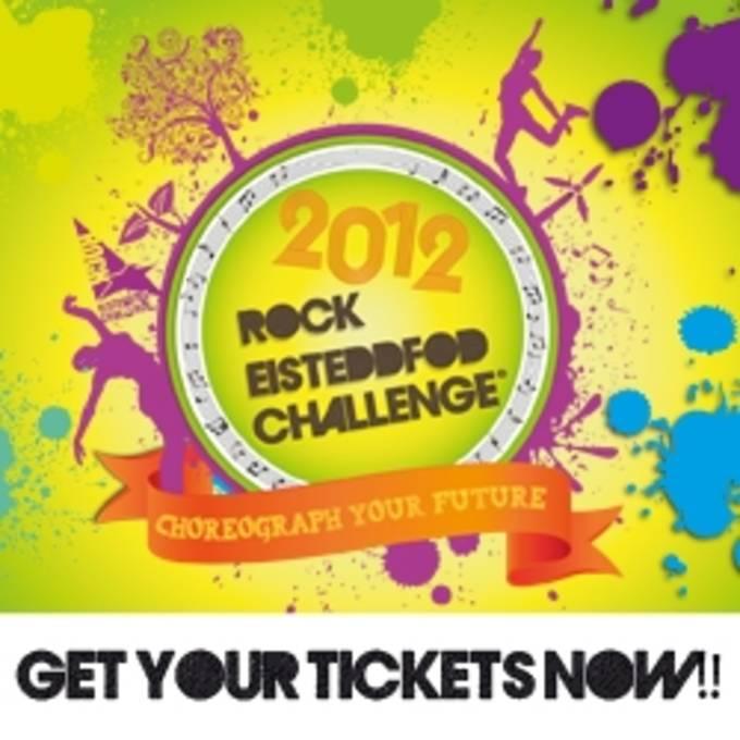 Rock Eisteddfod 2012 Tour Dates