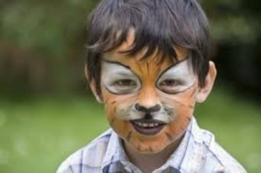 Kid's Top 10 Favorite Face Painting Designs