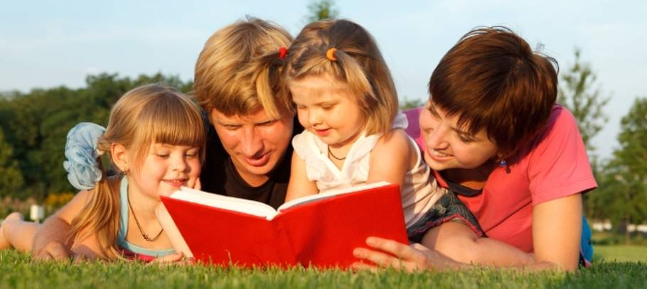 5 tips to encourage your kids to read