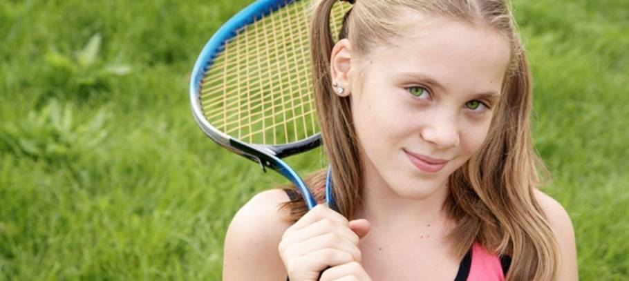 Get your kids on the tennis court during Wimbledon!
