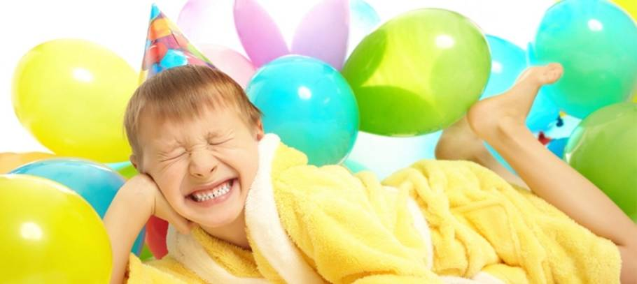 It's party time! 4 quick tips for a worry-free kids party