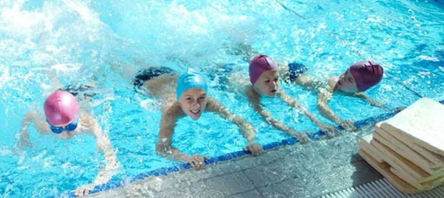 Make that first swimming lesson stress-free and anxiety-free!