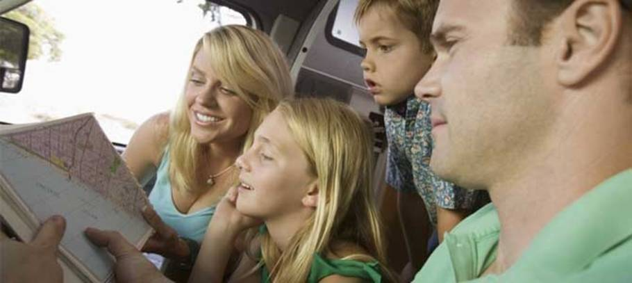 Take the boredom out of family road trip!