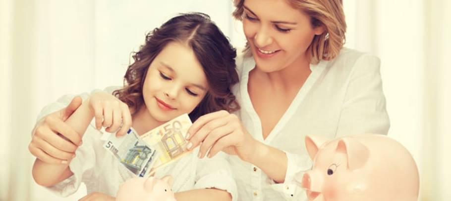 6 money savvy tips for your kids