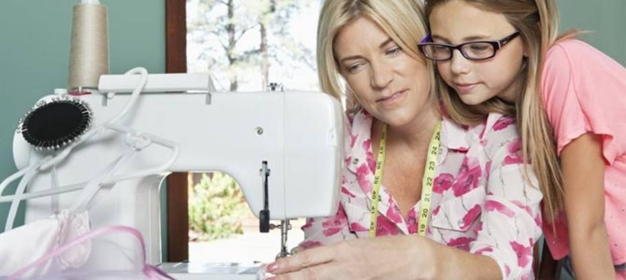 Tips & Tricks to a smooth sailing first sewing session