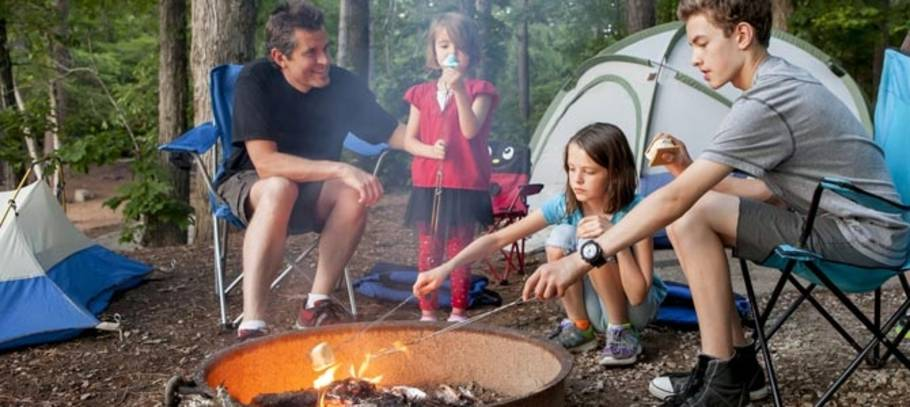 5 key life lessons camping will teach your kids