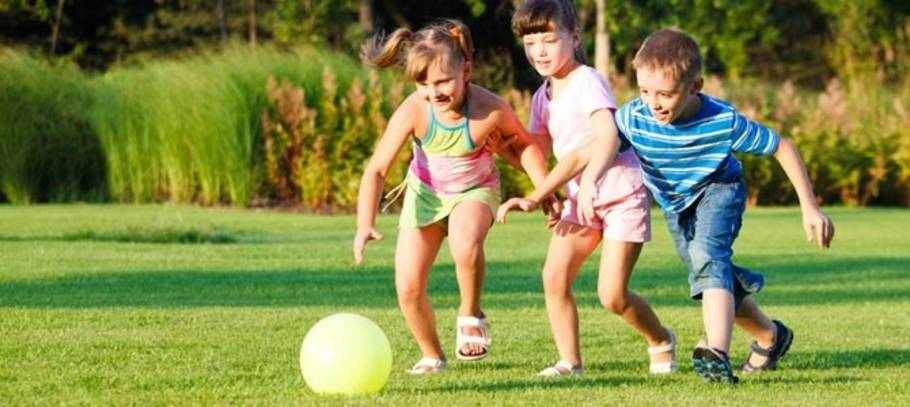 How to make parks exciting again for your kids