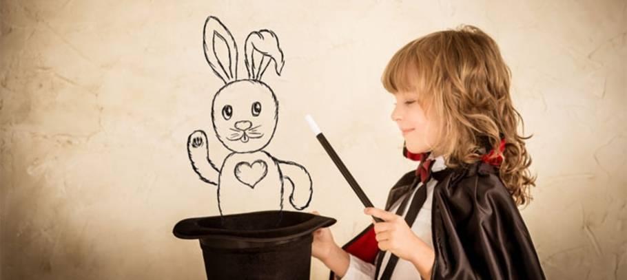 Abracadabra! The effects magic has on kids