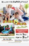 Jumping Castles Lock Down Special Pay for 1 Day = Fun for 3 Days Umhlanga Rocks Party Entertainment _small