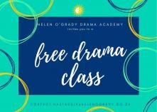 FREE TRIAL LESSON!! Melkbosstrand Drama Classes & Lessons _small