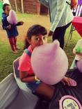 Popping candy- popcorn and candy floss combo Moreleta Park Birthday Cakes 4