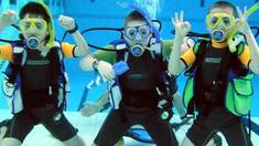 Junior Open Water Winter Special Gillitts Diving Classes & Lessons 3