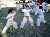 Karate Day Camp Lansdowne Health & Fitness School Holiday Activities 4