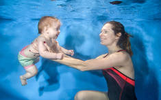 Baby Swim Safety Course Brakpan Swimming Classes & Lessons 3 _small