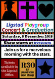 The Ligstad Playgroup Concert 2018 Alberton North Early Learning Education Centres 4