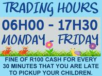 Wiggle-Waggles Daycare Centre Duvha Park Early Learning Education Centres 1