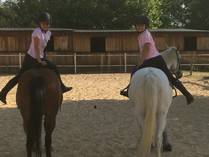 December Pony Camp Chartwell Horse Riding Classes & Lessons 2