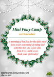 Mini Pony Camp for the Little Ones Lanseria Horse Riding Classes & Lessons 4