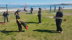 Beach Training Strand City Martial Arts Academies 4