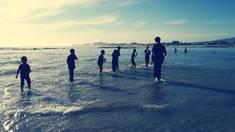 Beach Training Strand City Martial Arts Academies 1