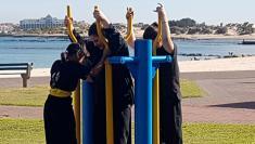 Fresh New Training Strand City Martial Arts Academies 4 _small