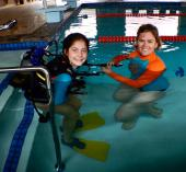 Discover Scuba Diving Experience! Constantia Kloof Swimming Classes & Lessons _small