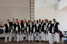 GRADING WEEK AT THE ACADEMY! Waterkloof Heights Karate Clubs _small