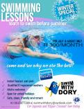 Crazy winter special! Fish Hoek Swimming Classes & Lessons _small