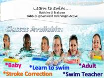 New Branch Opening Brakpan Swimming Classes & Lessons 3 _small