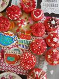A box of 20 valentines royal iced cookies or cupcakes the winner has the choice Garsfontein East Party Planners 2 _small