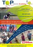 ONE FREE LESSON Benoni North Tennis Classes & Lessons _small
