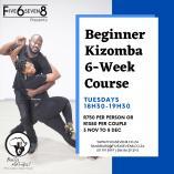 Beginner Kizomba 6-Week Course Randburg Ballet Dancing Schools _small