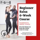 Beginner Salsa 6-Week Course Randburg Ballet Dancing Schools _small