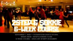 2Step & Sokkie 6-Week Course Randburg Ballet Dancing Schools _small