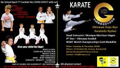 Two free Classes Brackenfell Karate Classes & Lessons _small