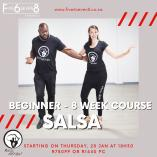 Partner Dance Classes - 8-Week Course Randburg Ballet Dancing Schools 3 _small