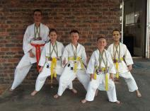 NUMEROUS EVENTS AND COMPETITIONS DURING 2021 Roodekrans Karate Classes & Lessons _small