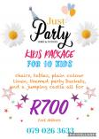 Party for 10 kids Boksburg City Party Suppliers _small