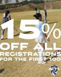 15% OFF FIRST 100 REGISTRATIONS IN MARCH Midrand City Soccer Clubs 3 _small