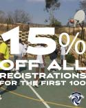 15% OFF FIRST 100 REGISTRATIONS IN MARCH Midrand City Soccer Clubs 2 _small