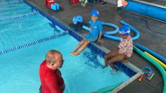Water Aerobics and Learn to Swim Elsburg Swimming Classes & Lessons 3 _small
