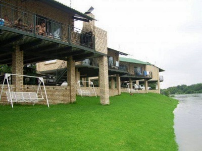 River Front Chalet Accommodation