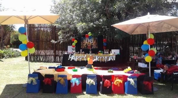 Ladies' Night Indoor Party Pretoria City Party Entertainment 3