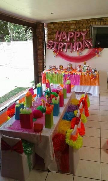 Summer Ice Cream Bar (10 Kids) Pretoria City Party Entertainment 2